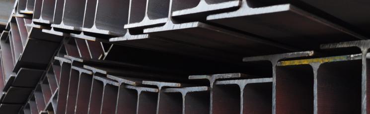 Балка стальная низколегированная