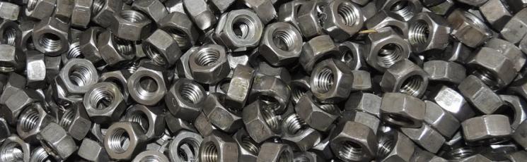 Гайки стальные