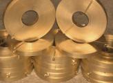 Лента бронзовая 0,3х300 БрКМц3-1