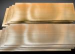 Бронзовый лист