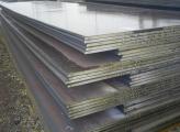 Лист стальной горячекатанный 10х1500х3000 Ст3