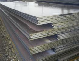Лист стальной горячекатанный 120х1600х3000 Ст3