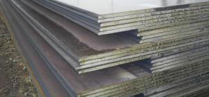 Лист стальной горячекатанный 6х1500х3000 Ст3