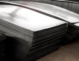 Лист стальной горячекатанный 100х2000х6000 09Г2С