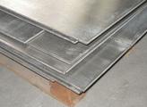 Лист нержавеющий 8x1500x6000 AISI 316L матовый горячекатаный
