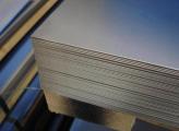 Лист нержавеющий 5x1250x2500 AISI 304 шлифованный горячекатаный