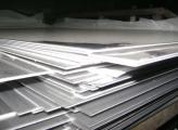 Лист нержавеющий 0,5х1250х2500 AISI 304 матовый холоднокатаный