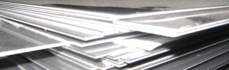 Лист нержавеющий 1,5х1250х2500 AISI 304 матовый холоднокатаный в пленке