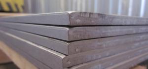 Лист жаропрочный 2x1250x2500 AISI 430 шлифованный в пленке холоднокатаный
