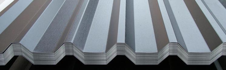 Профлист стальной HC35-1000 0,6х1060 для стен и кровли