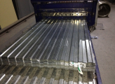 Профлист стальной С10-1100 0,5х1154 для стен и заборов