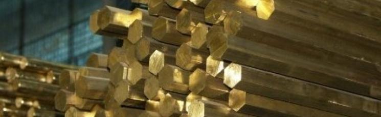 Пруток бронзовый шестигранный