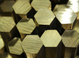 Шестигранник латунный 5,5 ЛС59-1 3 м