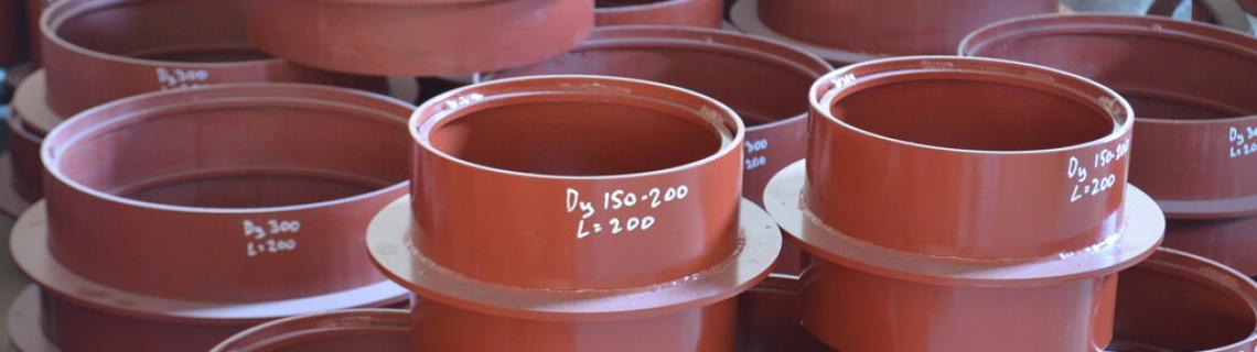 Сальники для труб и трубопроводов