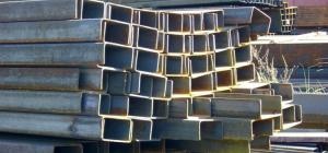 Швеллер гнутый 200x100x6 Ст3 12 м