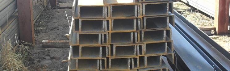 Швеллер 12П 09Г2С 6 м