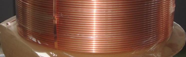 Труба медная 22х1 М2 3 м