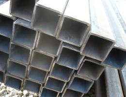 Труба жаропрочная квадратная 25х1,5 AISI 430 шлифованная 6 м
