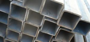 Труба нержавеющая квадратная 25х1,5 AISI 201 зеркальная