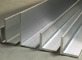 Уголок алюминиевый неравнополочный 50х25 АМг5 6 м