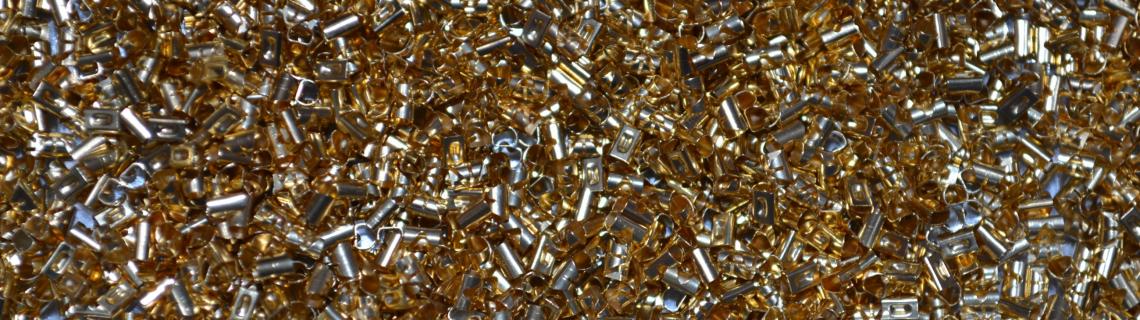 Гальваническое покрытие металла золотом