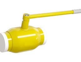 Кран газовый шаровый Ду32 вн-вн