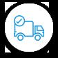 Доставка металлопроката собственным транспортом